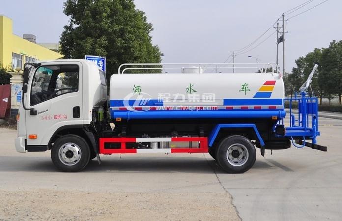 <b>大運【5噸】園林綠化灑水車</b>