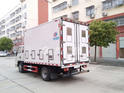 <b>五十鈴700P禽畜運輸車</b>