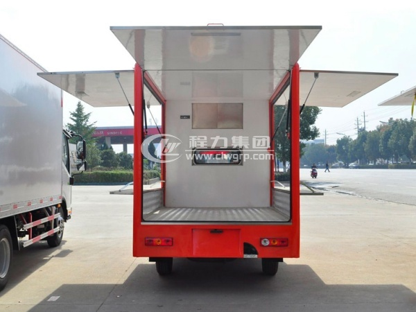 <b>福田奧鈴T3移動餐車</b>