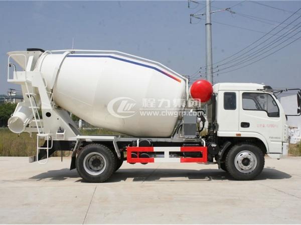 <b>躍進【3~5】小型水泥攪拌車</b>