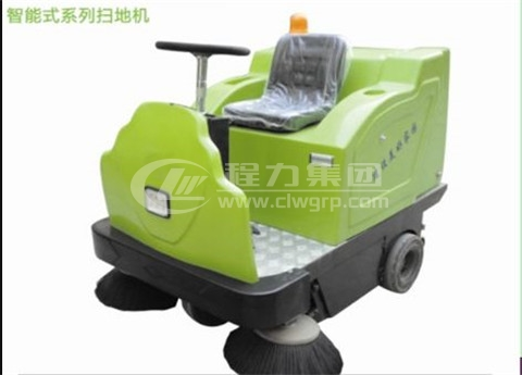 開放式LTF-1360型電動小區掃地機