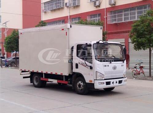<b>解放【4.2米】車載舞臺車</b>