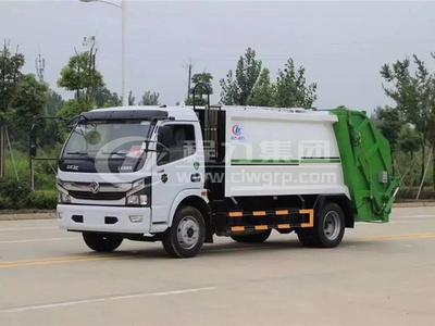 東風凱普特【5噸】垃圾壓縮車