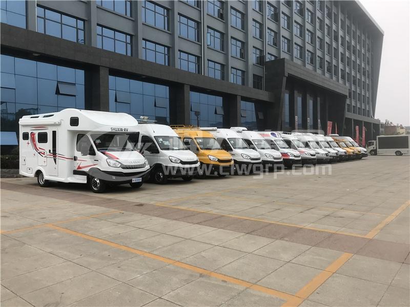程力汽車集團與上汽依維柯展開深入合作,開發全系列程力依維柯專用車2