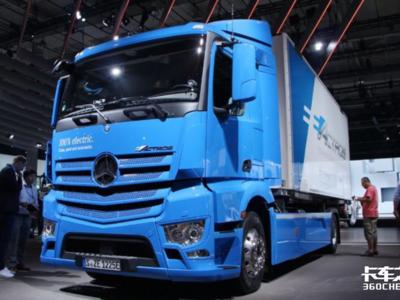 歐七排放法規實施,排動專用汽車向電動化轉型