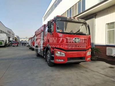 解放J6【8噸】泡沫消防車