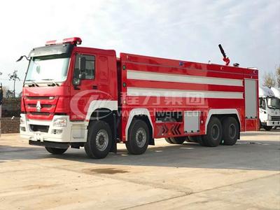 重汽【23.5噸】大型水罐消防車