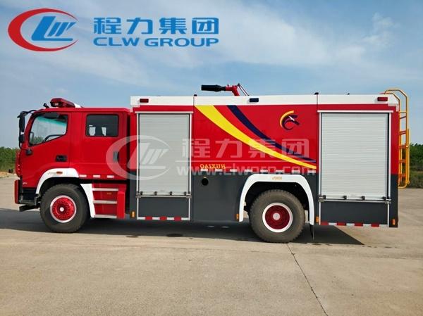 <b>福田瑞沃【2噸】水罐消防車</b>