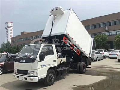 江鈴順達【4米】無害化處理冷藏車