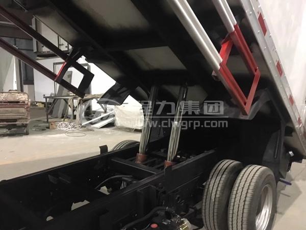 躍進小福星畜禽無害化處理冷藏車3