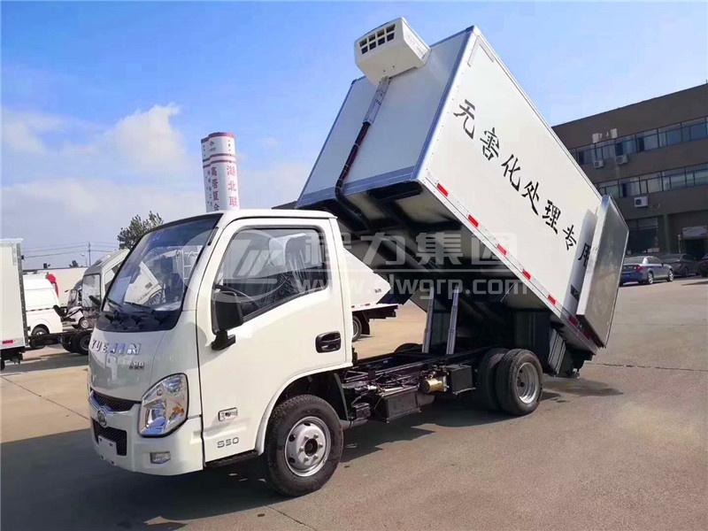 <b>躍進小福星【3.5米】畜禽無害化處理車</b>