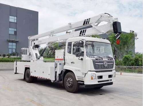 <b>東風天錦【22米】曲臂式高空作業車</b>
