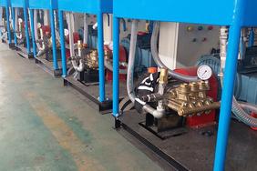 500公斤噴砂機