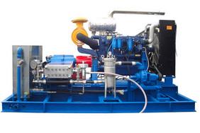 SJ--5系列超高壓清洗機組