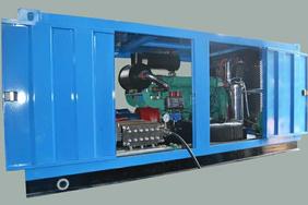 工業列管清洗機(1000--1500bar)