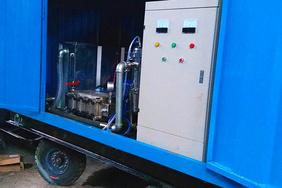 700公斤蒸發器列管清洗
