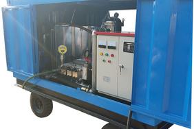 罐釜容器自動高壓清洗機