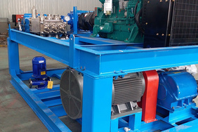 油井打壓/注水高壓泵機組