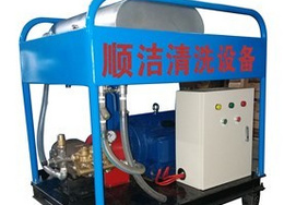 500公斤水噴砂除銹清洗機