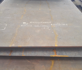 WNM360A wear plate(HBW:≥320)abrasion resistant steel plate