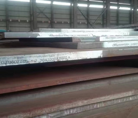 WNM500A wear plate(HBW:460~540)abrasion resistant steel plate