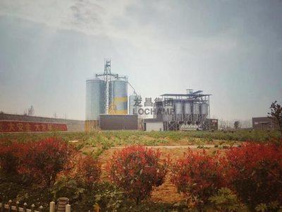 贵州圣迪乐村钢板仓项目案例