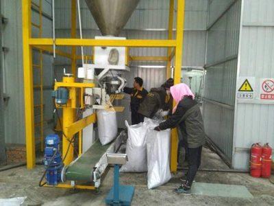 新疆昆仑雷士年产10万吨有机肥项目