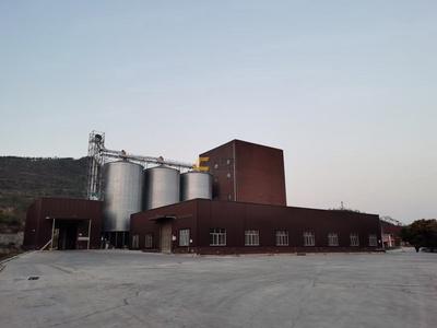 内蒙古鸿腾年产24万吨配合饲料生产线