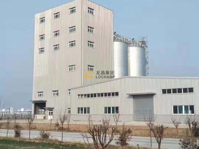 河南柳江年产20万吨蛋鸡粉料生产线