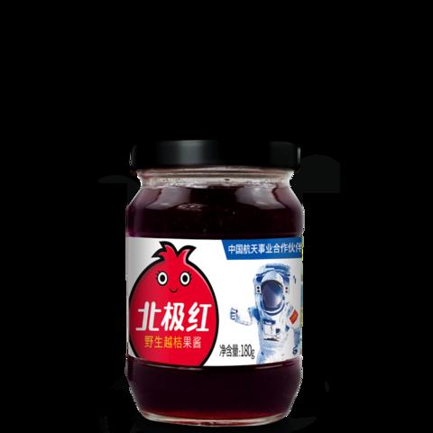 北極紅野生越桔果醬