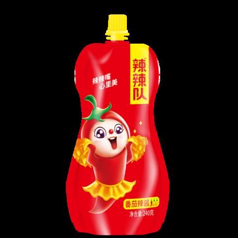 辣辣隊辣醬(番茄辣醬)- 240g