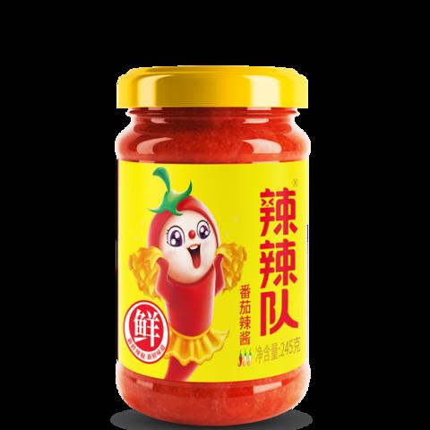 辣辣隊辣醬(番茄辣醬)- 245g