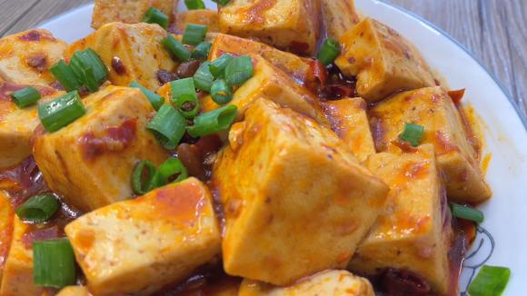 麻辣油 - 麻婆豆腐