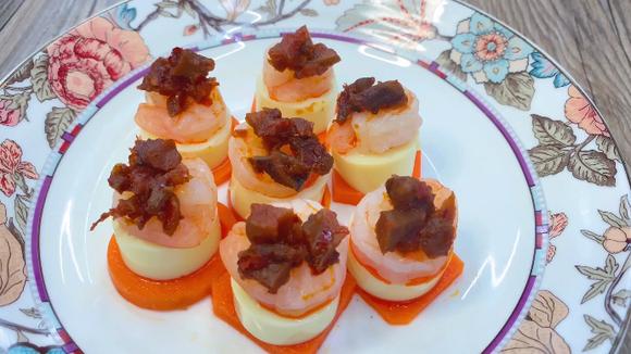 仲景香菇醬 - 醬香玉子蝦