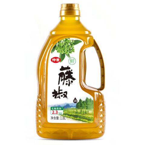 鮮藤椒油 - 1.8L