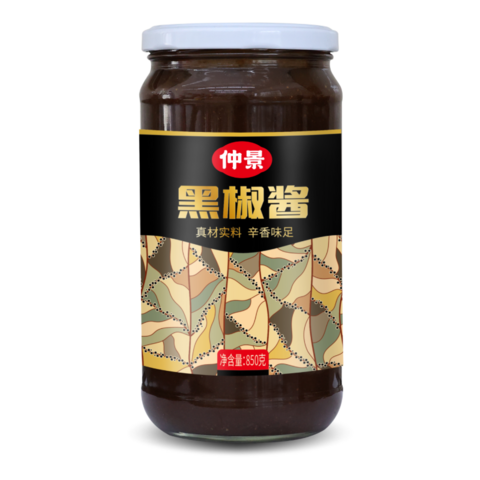 黑椒醬 - 850g
