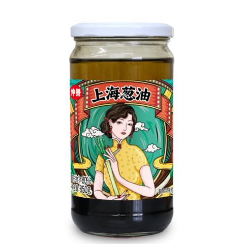 上海蔥油 - 850g