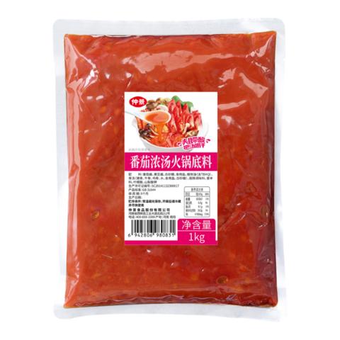 番茄濃湯火鍋底料 - 1kg