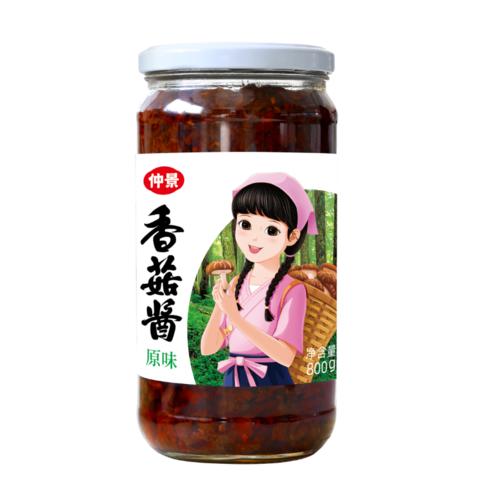 仲景香菇醬 - 800g