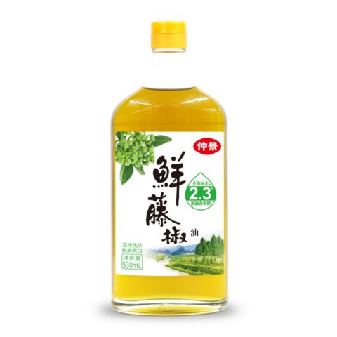 鮮藤椒油 - 530ml