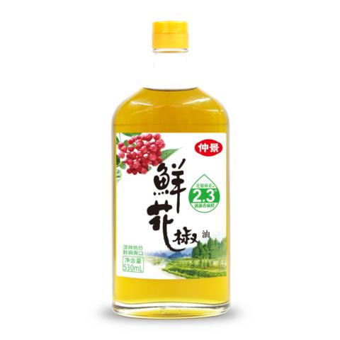 鮮麻花椒油 - 530ml