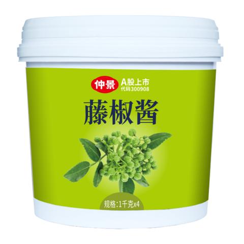 藤椒醬-1千克x4袋