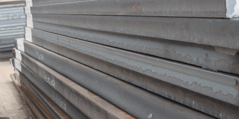 ASTM A131 Grade EH40 Shipbuilding Steel Plate