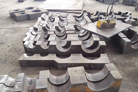 Hegang Wugang's ultra-large thickness and ultra-large single-weight chromium-molybdenum steel orders were successfully delivered to customer.