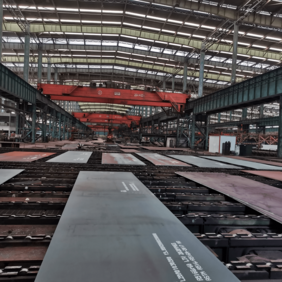 EN10028-6 P460QH Pressure Vessel And Boiler Steel Plate