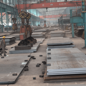 ASTM A533 GRBCL1 Pressure Vessel And Boiler Steel Plate