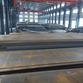 EN10028-6 P690QH Pressure Vessel And Boiler Steel Plate
