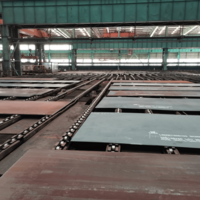 ASTM A299 Grade B(A299GRB) Pressure Vessel And Boiler Steel Plate