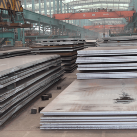 DIN 17155 10CrMo910 Pressure Vessel And Boiler Steel Plate