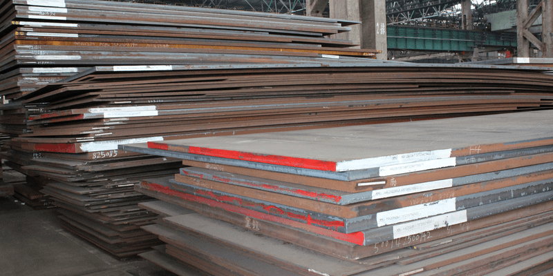 JIS G3103 SB410 Pressure Vessel And Boiler Steel Plate